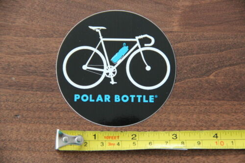 POLAR Waterbottles STICKER Decal NEW Bike