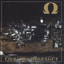 OMEGA - Ejszakai Orszagut - CD 1970 + Bonustracks Hungaroton