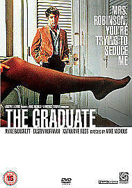 1 of 1 - The Graduate (DVD, 2008) DUSTIN HOFFMAN
