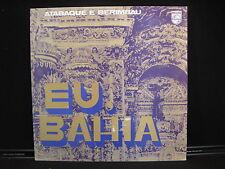 ATABAQUE E BERIMBAU EU, BAHIA EDINHO MARUNDELE BRASILEIRA IMPORT PHILIPS RECORD