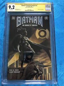 Batman-In-Darkest-Knight-1-DC-CGC-SS-9-2-Signed-by-Mike-Barr
