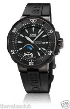 BRAND NEW Oris ProDiver Hirondelle Limited Edition Watch 667 7645 7294-Set