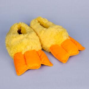 Duck Feet Slippers - Duck Slippers for