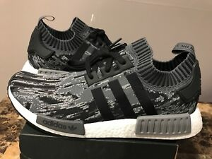New-Adidas-NMD-R1-PK-Glich-Camo-BZ0223-Core-Black-Grey-8-13
