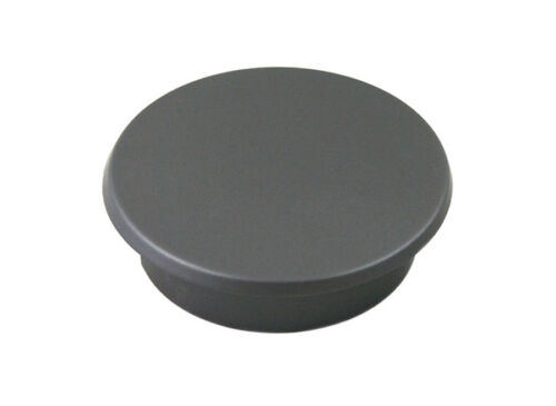 Rauchrohr Kappe Blinddeckel DN 130 mm Grau Kamin Verschluss Blende Neu Ofenrohr