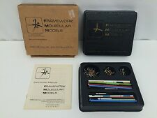 VTG Molecular Model Framework Kit Chemistry Educational Teaching Prentice Hall