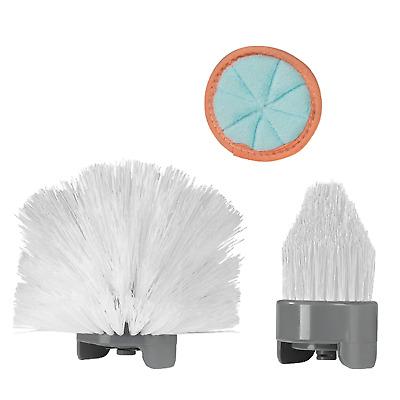 CLEANmaxx Ersatz-Bürstenkopf 3-tlg. für CLEANmaxx Akku-Reinigungsbürste B-Ware