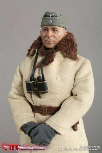 DiD 3R – Commander Paul Hausser – 1 6 Scale Figure (GM642)