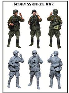 1-35-German-scale-resin-model-figure-kit-E174