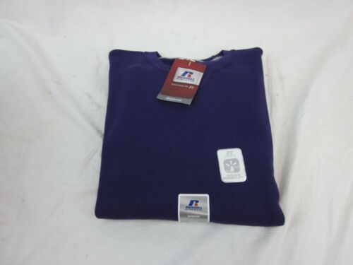 Russell Athletic Dri Power Fleece Mens XL Crew Neck Sweatshirt  Jumper Top