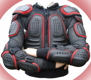 Motocross-Motorcycle-Body-Armour-Motorbike-Spine-Protector-Guard