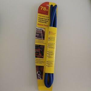 flexi-Kraft-Knoten-Biegsamer-Schlauch-Bindedraht-Befestigungsband-Sicherungband