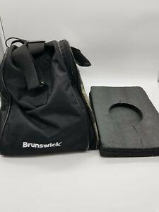 CAMO-Bowling-Ball-Bag-Brunswick-Dyno-Single-Ball-Bag-thick-foam-protector-carry