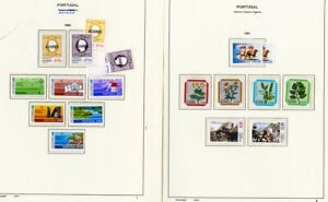 Portugal-Colonies-Stamps-Mint-NH-1980-s-Collection-strong-value