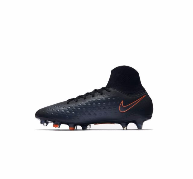 55cfdf2861bf NIKE MAGISTA ORDEN II FG FOOTBALL SOCCER BOOTS BLACK RRP £135 SOCCER NEW  BNIB
