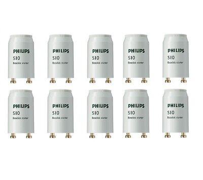 BULK 25 x Starters for Fluorescent Lights 4-65W FSU Crompton