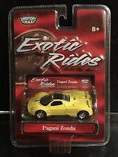 Motor Max Pagani Zonda 1/64 Scale krg0200