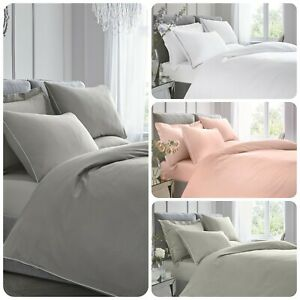 Appletree-100-Percale-Cotton-Duvet-Cover-and-Pillowcases-4-Colours-All-Sizes
