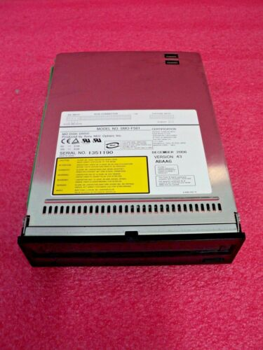 SONY SMO-F561 INTERNAL OPTICAL DRIVE 9.1GB black panel