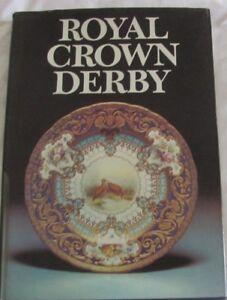 Royal-Crown-Derby-by-John-Twitchett-amp-Betty-Bailey-Signed-hc-dj-1976