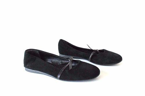 Uk4 pelle con alla nere da caviglia vera scarpe alto scarpe scamosciata tacco in vintage Scarpe scamosciata donna 100 Xq6TTg