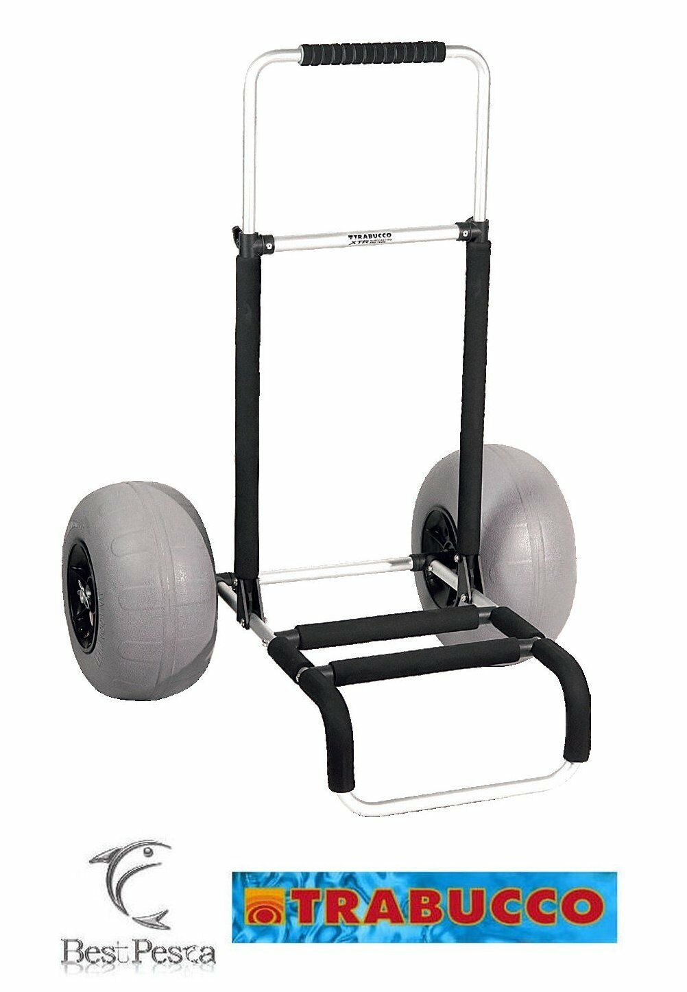 TRABUCCO XTR MAG-WHEEL SURF TROLLEY