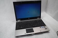 HP 8440p Laptop / i7 2.8GHZ / Windows 7 Pro / 4GB / 500GB / AC & Battery TESTED