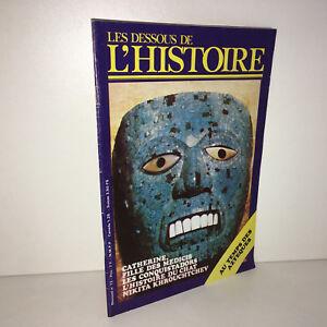 Revue-LES-DESSOUS-DE-L-039-HISTOIRE-n-13-de-1978-AU-TEMPS-DES-AZTEQUES-BB85A