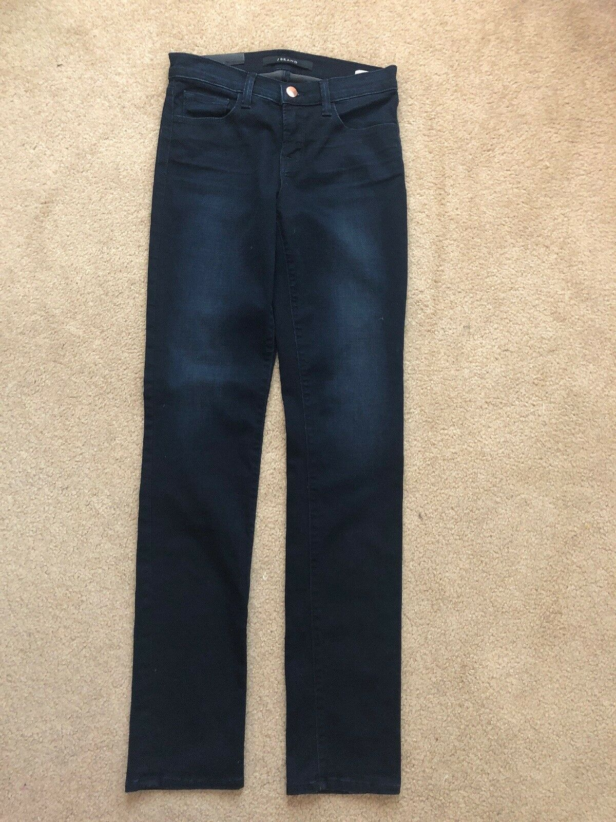 Brand New Authentic J Brand Jeans Mid Rise Rail Womens Size 26