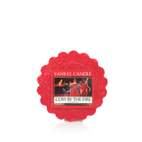 EUR 9,95 pro 100g Yankee Candle wax melt tart Duftwachs Cosy by the fire