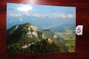 Le Meilleur Carte Postale Beyern Straubberd Säuling Frontales Mieminger Groupe-afficher Le Titre D'origine