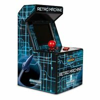 Dreamgear My Arcade Retro Portable Machine Gaming System W/ 200 Built-in Games