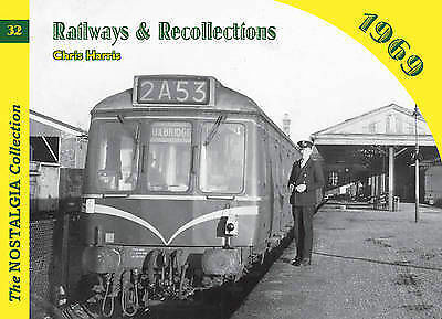 1 of 1 - Railways and Recollections1969, Harris, Chris, Very Good Book