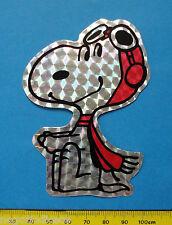 SNOOPY AVIATORE - adesivo-sticker anni '80 - NUOVO-NEW -A99