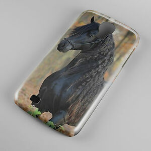 Beau-cheval-coque-telephone-couverture-rigide-pour-HTC-iPhone-Samsung