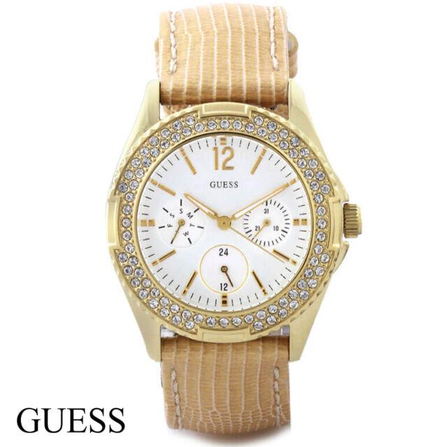 Guess . W16574L1 . Rock Candy Gold . Set . Armband Uhr Damen . NEU