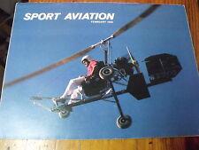 ?µ µ? Revue Sport Aviation 02/1982 Skybolt Tony's Falco KB-2 Gyroplane Dragonfly