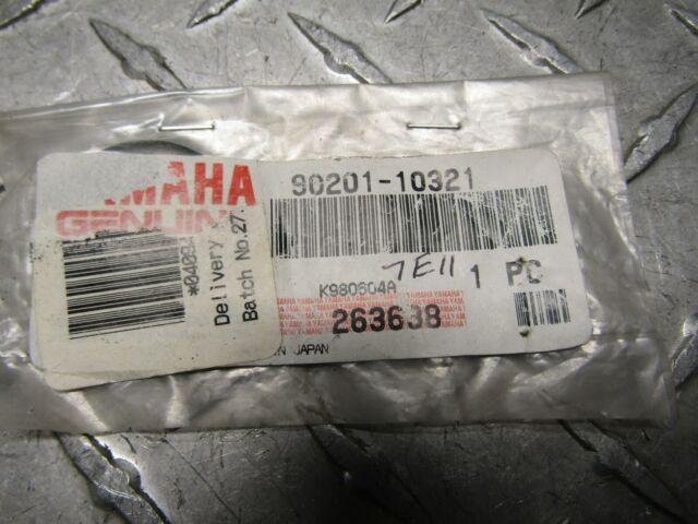 Yamaha 90201-10321-00 WASHER PLATE NS256