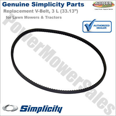 MXV3-330 1733324SM SIMPLICITY Replacement Belt