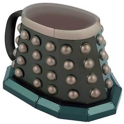 DOCTOR WHO Dalek Base 3D Mug NEW In Box *  coffee tea cup