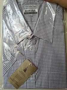 Pure-Cotton-Short-Sleeve-Shirt-XL