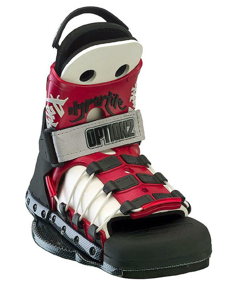 Hyperlite Parks Bonifay Pro Wakeboard Bindings S-M Men Women Kids NEW A47