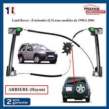 Land Rover Freelander 1 2 puertas Deflector de Viento Set-DA6073 1998-2006