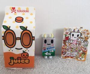 B Salty Tokidoki Breakfast Besties Designer Vinyl Mini-Figure