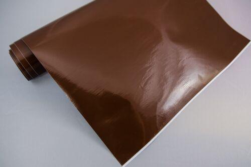 3,2€//m² Plotterfolie glänzend 11 türkis 100 x 106 cm Möbel-Folie selbstklebend