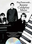 Play Piano with .... Keane Coldplay Muse by Music Sales Ltd (Paperback, 2004)