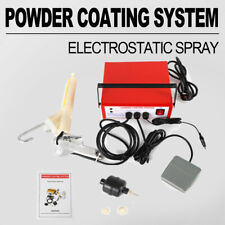 Portable Powder Coating System Paint Spray Gun Coat Pc03 2 Hot Sale 50hz 220v