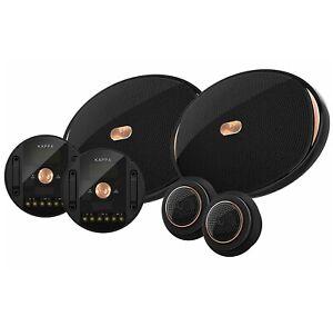 """NEW Infinity Kappa 90CSX 400 Watt 6x9"""" 2-Way Car Component Speaker System 6""""x 9"""""""