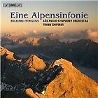 Richard Strauss - : Eine Alpensinfonie (2012)