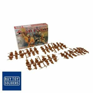 Japanese Warrior Monks - Sohei - Red Box Miniatures - RB72005
